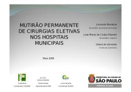 2009 - Prefeitura de São Paulo