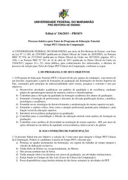 Edital nº Edital nº 336/2015 – PROEN