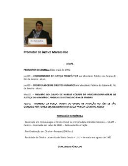 Curriculo em Português