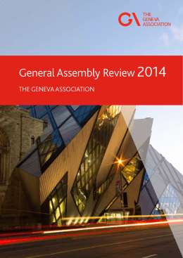 General Assembly Review 2014