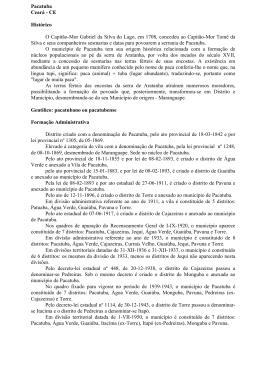 Pacatuba Ceará - CE Histórico O Capitão