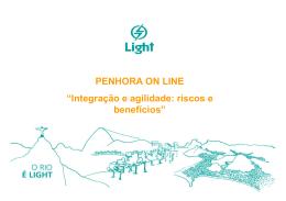 Sr. Gustavo Henrique - PENHORA ON LINE_Interação e Agilidade -