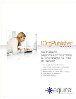 OrgPublisher Premier