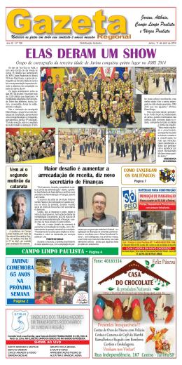 Edição 120 - gazetaregionaljarinu.com.br