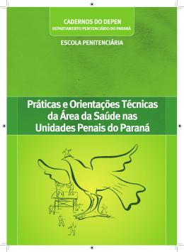cadernos do depen - ESPEN - Escola de Serviços Penais