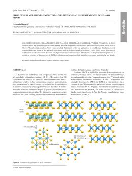 Revisão - Química Nova