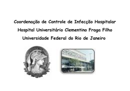 Hospital Universitário Clementino Fraga Filho - UFRJ