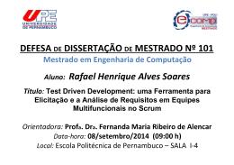 Rafael Henrique Alves Soares