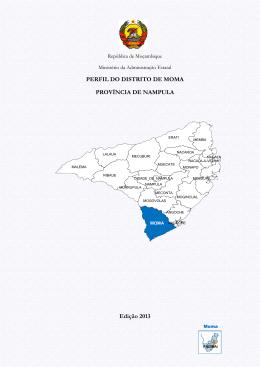 to get the file - Portal do Governo do Distrito de Moma
