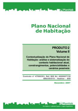 Produto 2 - FAU - Universidade de São Paulo