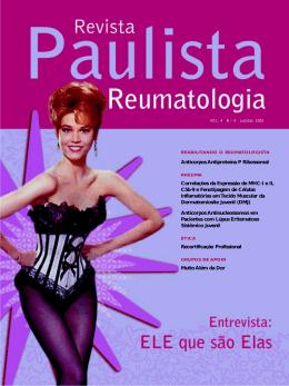 RPR vol 4 n 4_2.p65 - Sociedade Paulista de Reumatologia