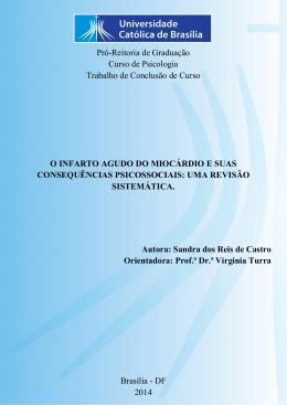 TCC - Sandra - Universidade Católica de Brasília