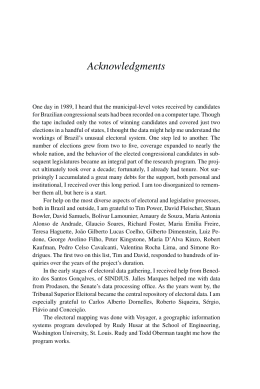 Acknowledgments - The University of Michigan Press