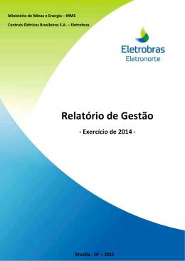 2014 - Eletronorte