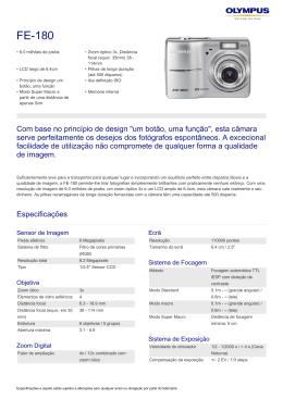 FE-180, Olympus, Compact Cameras