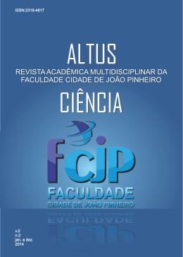 ii edição - Faculdade Cidade de João Pinheiro