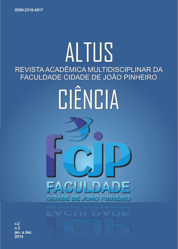 ii edição - Faculdade Cidade de João Pinheiro 4a155c51e1
