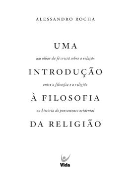 Uma Introdução à Filosofia da Religião