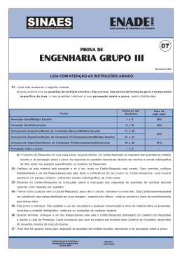 ENGENHARIA - GRUPO III.pmd