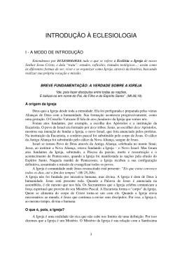 leia - Paróquia São Miguel e Almas