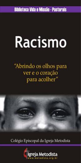 Carta Pastoral - sobre o racismo - Universidade Metodista de São