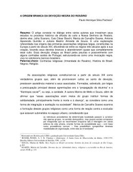 Paulo Henrique Pacheco - revista tempo de conquista