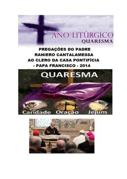 Pregações do Padre Raniero Cantalamessa