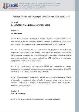 REGULAMENTO DO NÚCLEO DE PESQUISAS JURÍDICAS