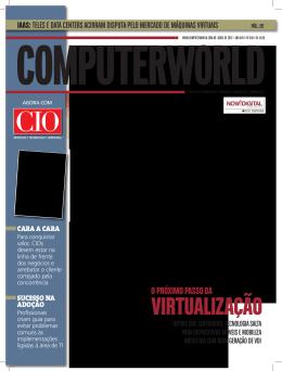 VIRTUALIZAÇÃO - Computerworld