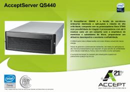 AcceptServer QS440