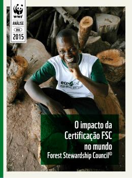 O impacto da Certificação FSC no mundo