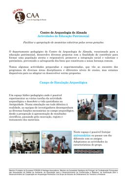 Visitas Guiadas - Pportodosmuseus