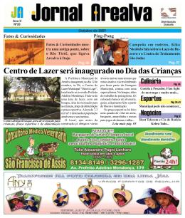 página 1 - Arealva na Net