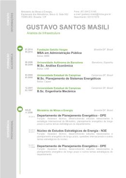 GUSTAVO SANTOS MASILI - Universidade Estadual de Campinas