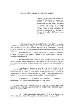 Resolução nº 320