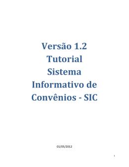 SIC - SNELIS - Universidade Estadual de Maringá