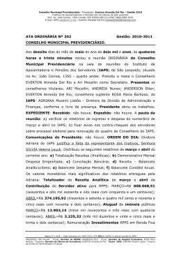 ATA IAPS nº 202 2011 mai 18