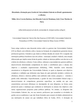 M Barbosa_J Mendonca_K Paiva_Discutindo