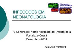 Infecção em Neonatologia