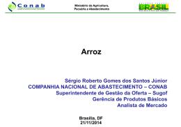 Sérgio Roberto Gomes dos Santos Júnior COMPANHIA NACIONAL