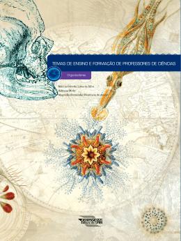 livro Temas de Ensino e Formação de Professores de Ciências