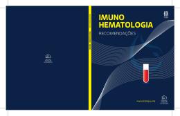 Imuno Hematologia Recomendações