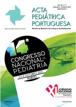 acta pediátrica portuguesa vol.44
