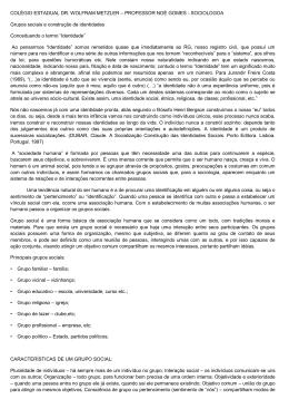 COLÉGIO ESTADUAL DR. WOLFRAM METZLER – PROFESSOR
