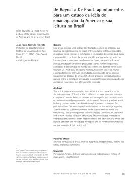 Imprimir artigo - USP - Universidade de São Paulo