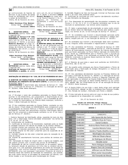 002 55400132 João Aparecido dos Santos 006 55401090 Edilberto