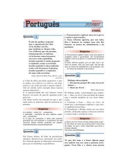 Português e Redação