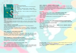 Programa - CRC Virtual