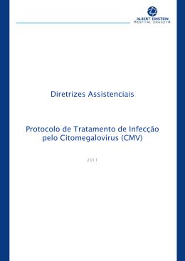 Diagnóstico e Tratamento da Infecção pelo Citomegalovírus