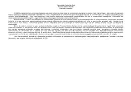 Química - Ceps - Universidade Federal do Pará